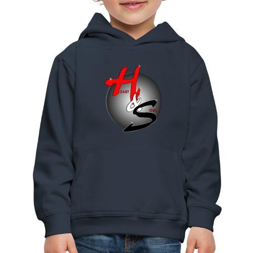 Heart & Soul Concerts official Brand Logo - Kids' Premium Hoodie