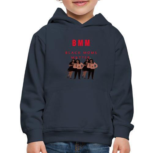 BMM 2 Brown red - Kids' Premium Hoodie