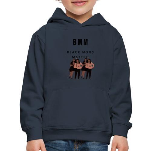 BMM 2 brown - Kids' Premium Hoodie