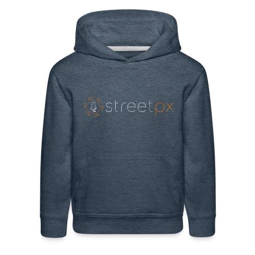 Urban Explorer StreetPX Logo - Kids' Premium Hoodie