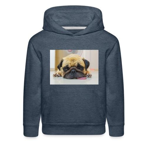 sick dog - Kids' Premium Hoodie