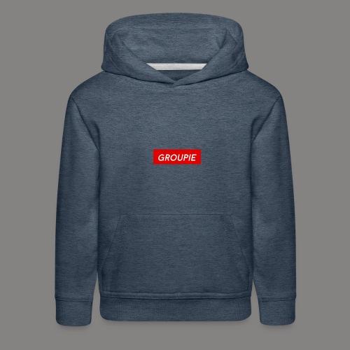 groupie - Kids' Premium Hoodie