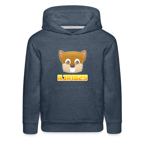 aja1025 Merchandise - Kids' Premium Hoodie
