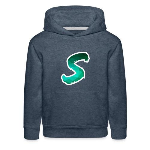 Swixels New Logo - Kids' Premium Hoodie