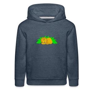 Sleeping Lion - Kids' Premium Hoodie