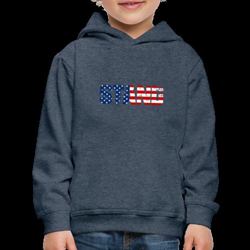 STAND - Kids' Premium Hoodie