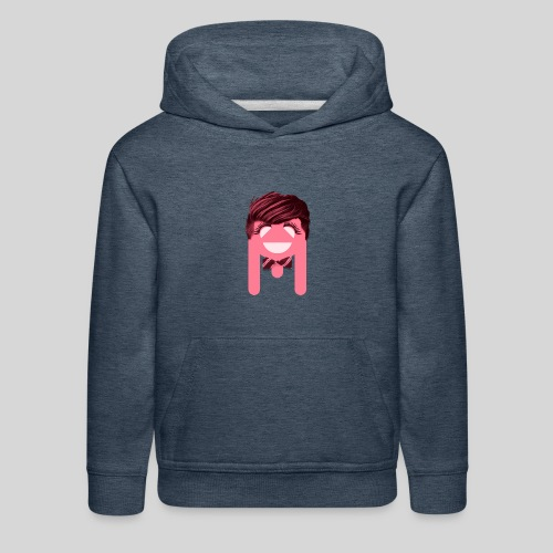 ALIENS WITH WIGS - #TeamBa - Kids' Premium Hoodie
