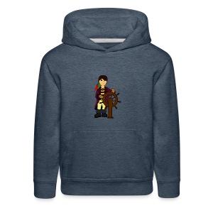 Alex the Great - Pirate - Kids' Premium Hoodie