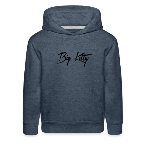 Big Kitty Logo - Kids' Premium Hoodie