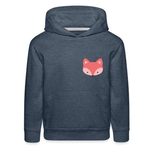 Fox Gift Logo - Kids' Premium Hoodie