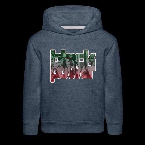 Black Power - Kids' Premium Hoodie