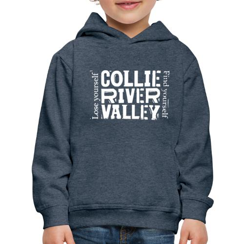 Lose yourself, find yourself - Kids' Premium Hoodie