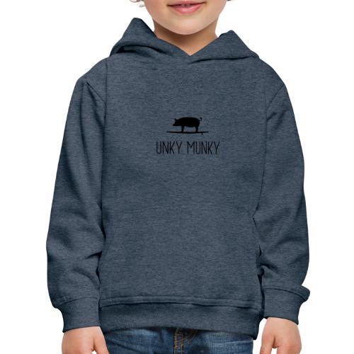 Surf Hog - Kids' Premium Hoodie