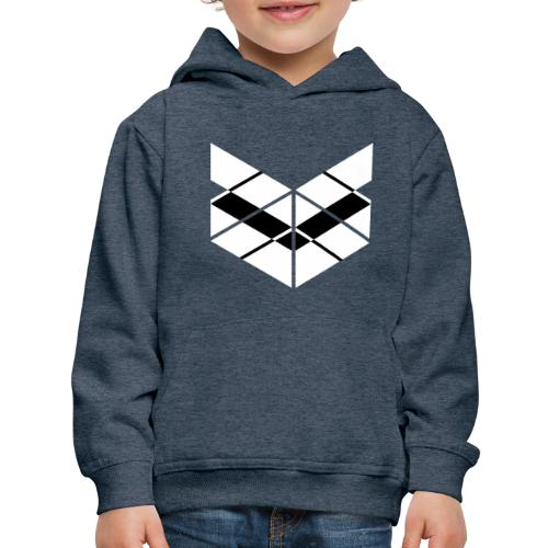 SaMPL and HoLD Plain Logo - Kids' Premium Hoodie