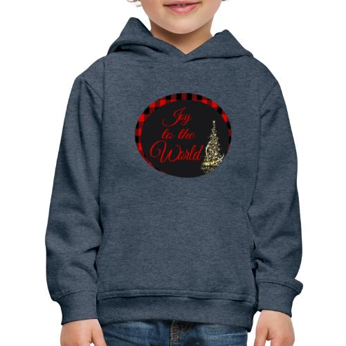 Joy to the World - Kids' Premium Hoodie