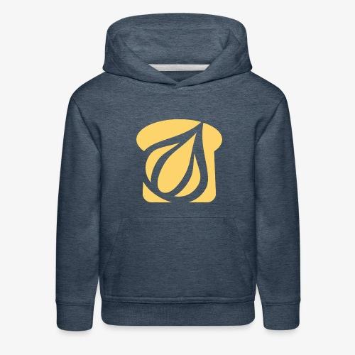 Garlic Toast - Kids' Premium Hoodie