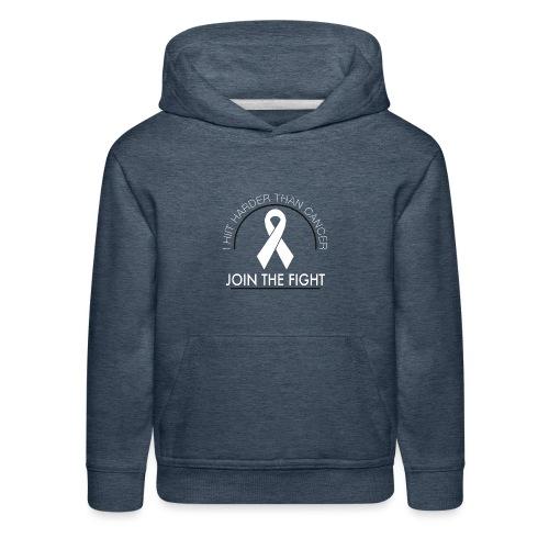 HIIT Breast Cancer - Kids' Premium Hoodie