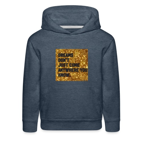 dreamy designs - Kids' Premium Hoodie