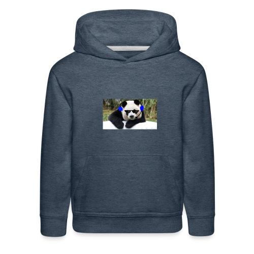 PandaFangGaming Logo Official Hoodie - Kids' Premium Hoodie