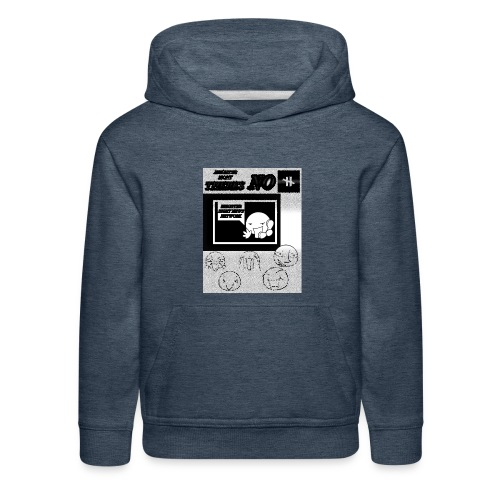BRIGHTER SIGHT NEWS NETWORK - Kids' Premium Hoodie