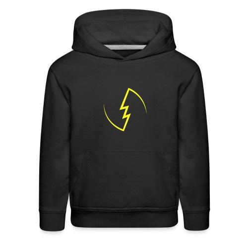 Electric Spark - Kids' Premium Hoodie