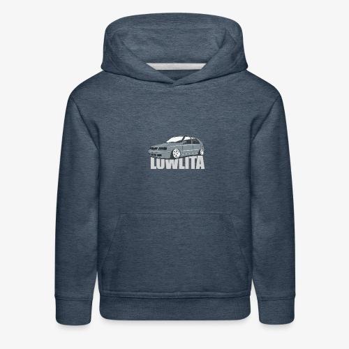 felicia lowlita - Kids' Premium Hoodie