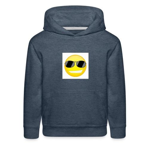 Bonnehomme Jaune - Kids' Premium Hoodie