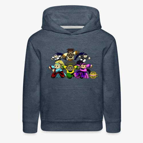 The Guardians of the Cloudgate w/ Logo - Kids' Premium Hoodie