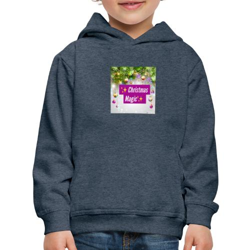 Christmas Magic - Kids' Premium Hoodie