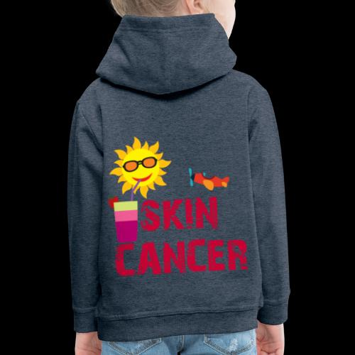 SKIN CANCER AWARENESS - Kids' Premium Hoodie