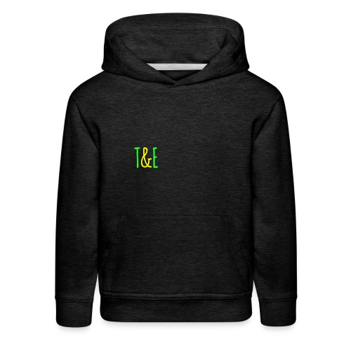 Official Youth Tito & Eric Merch - Kids' Premium Hoodie