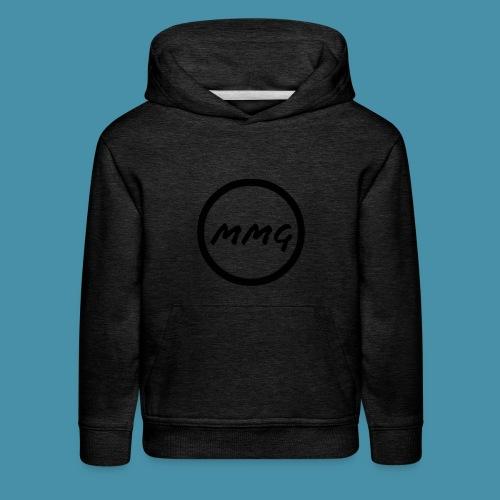 MMG which means mirmirmirgaming - Kids' Premium Hoodie