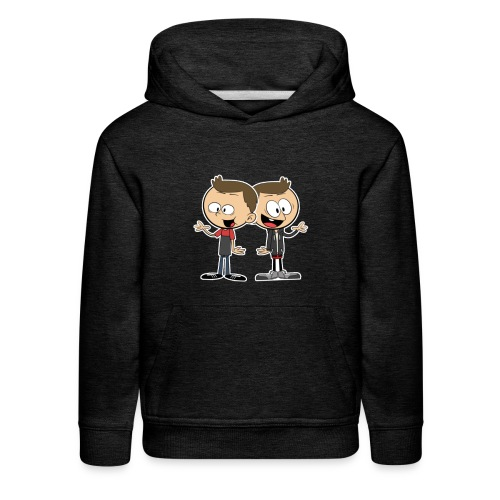 Official J&C Merch! - Kids' Premium Hoodie