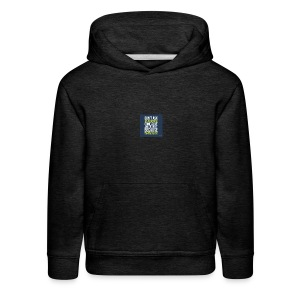 the world needs is people to come alive - Kids' Premium Hoodie