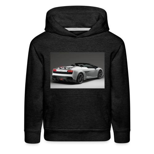 2012 lamborghini gallardo convertible lp 570 4 spy - Kids' Premium Hoodie