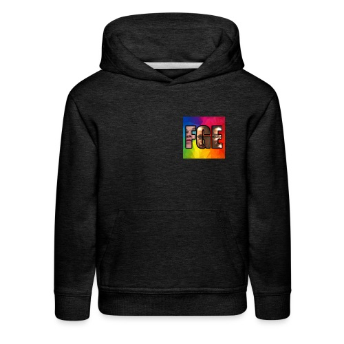 Fawa Gang Entertainment Logo - Kids' Premium Hoodie