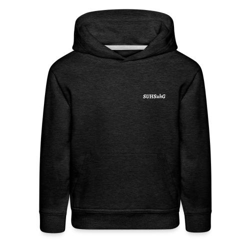 SUHSuhG - Kids' Premium Hoodie