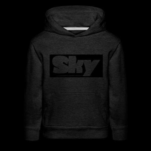 Sky's Official Shirt - Kids' Premium Hoodie