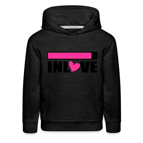 Inlove - Kids' Premium Hoodie