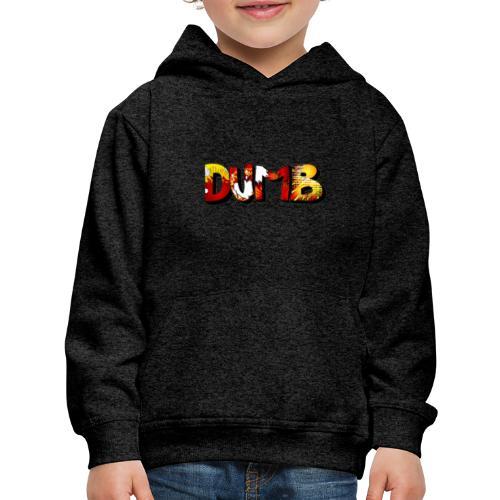 DUMB MERCH - Kids' Premium Hoodie