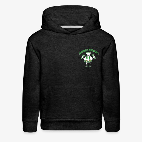 Money Hungry - Kids' Premium Hoodie
