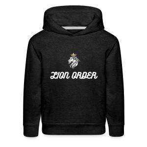 LION ORDER - Kids' Premium Hoodie
