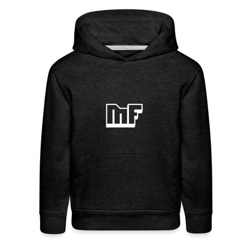 MF LOGO appareals - Kids' Premium Hoodie