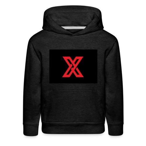 X - Kids' Premium Hoodie