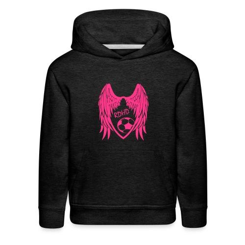 Pink - Kids' Premium Hoodie