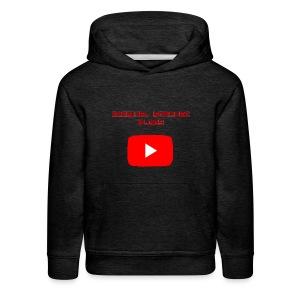 Ezequiel Sanchez Vlogs - Kids' Premium Hoodie