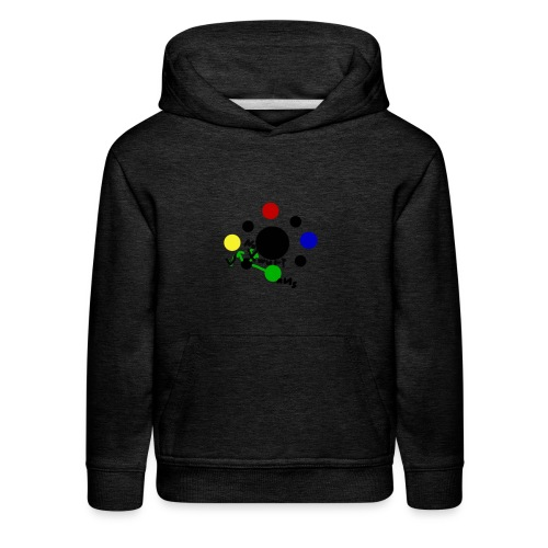 Complicated Strategy Map - Kids' Premium Hoodie