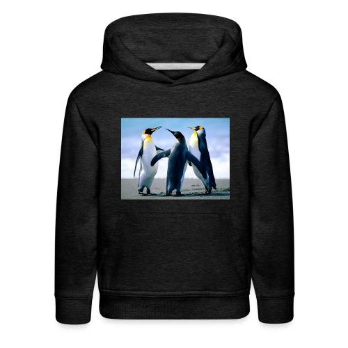 Penguins - Kids' Premium Hoodie