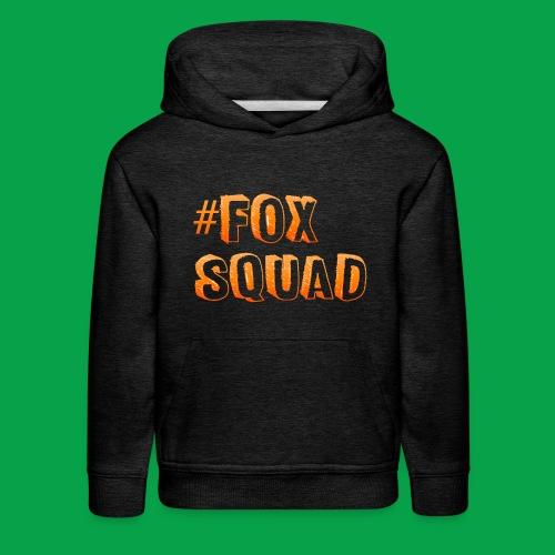 #FoxSquad - Kids' Premium Hoodie
