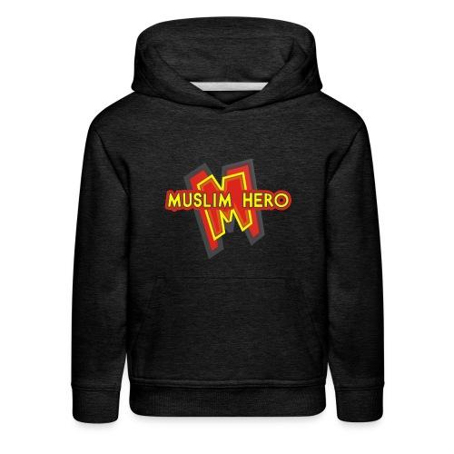 MUSLIM HERO - Kids' Premium Hoodie